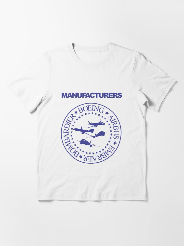 Alternate view of Model 77 - Manufacturers Essential T-Shirt