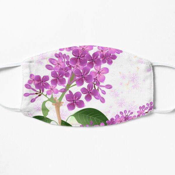 Lilac Flat Mask