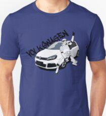 Volkswagen VW Golf R Unisex T-Shirt