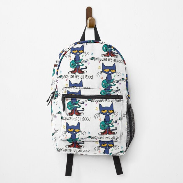 Pete The Cat The singer It's All Good Backpack