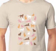 Warm Cats Unisex T-Shirt