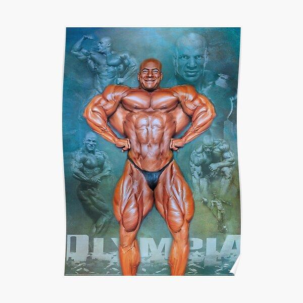Big Ramy Mr Olympia 2020 Bodybuilding Art Poster
