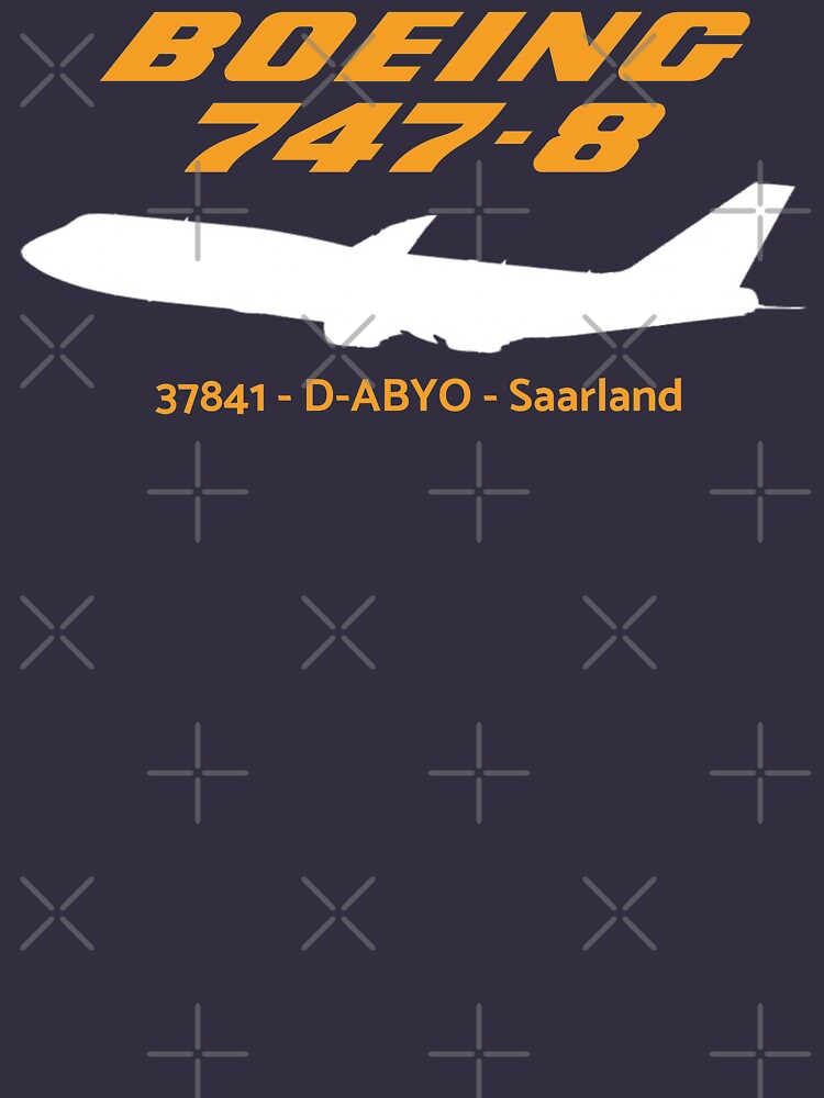 Boeing 747-8 37841 D-ABYO (White)  by AvGeekCentral