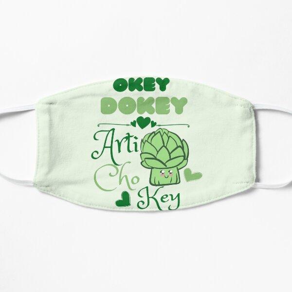 Okey Dokey Artichokey Flat Mask