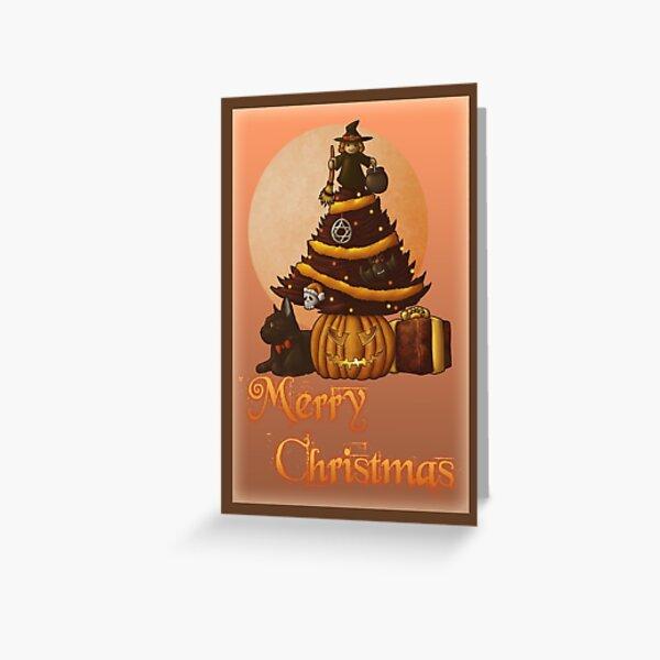 Seasonal greetings Greeting Card