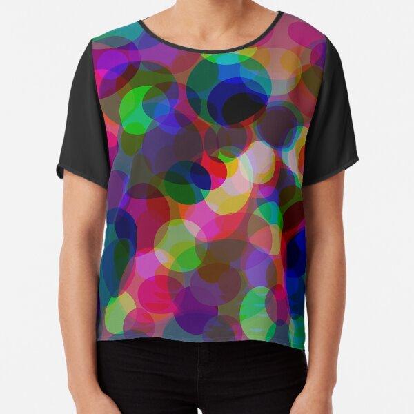 Kaleidoscope  Chiffon Top