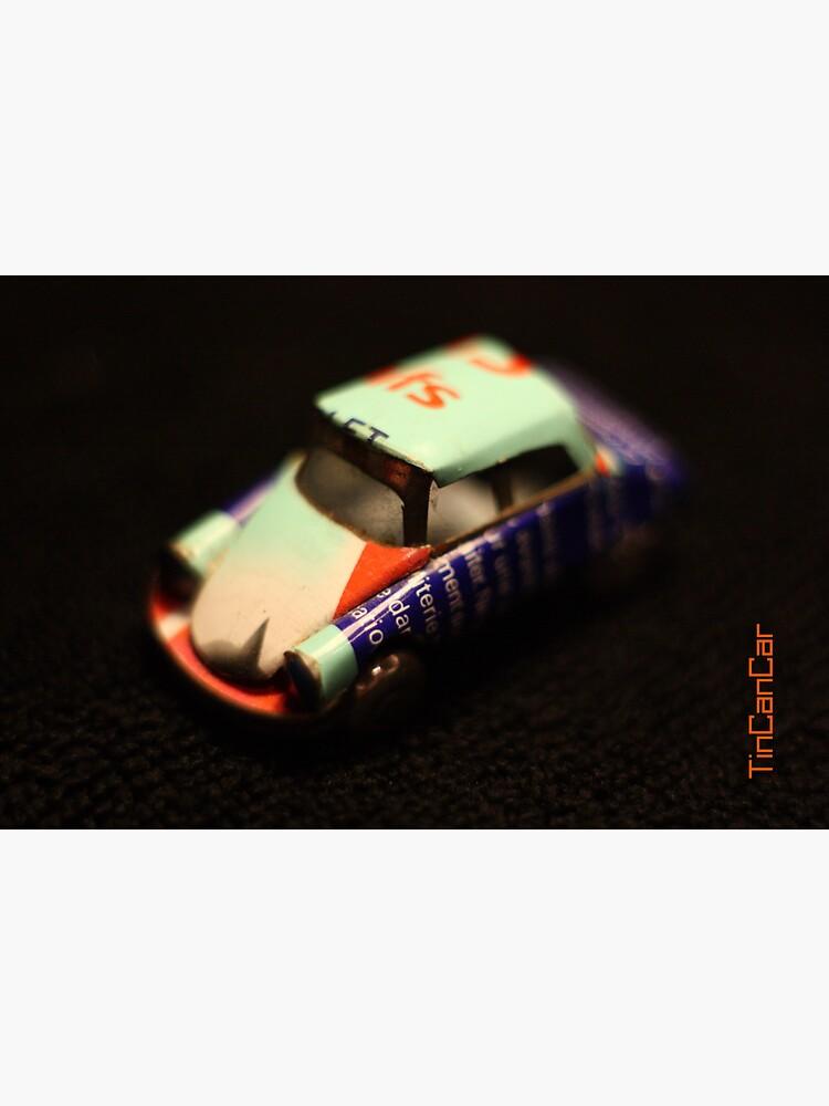 Tin Can Car by hoxtonboy
