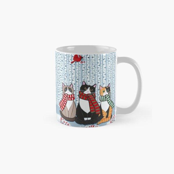 The Winter Cats! Classic Mug