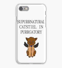 Catstiel iPhone Case/Skin
