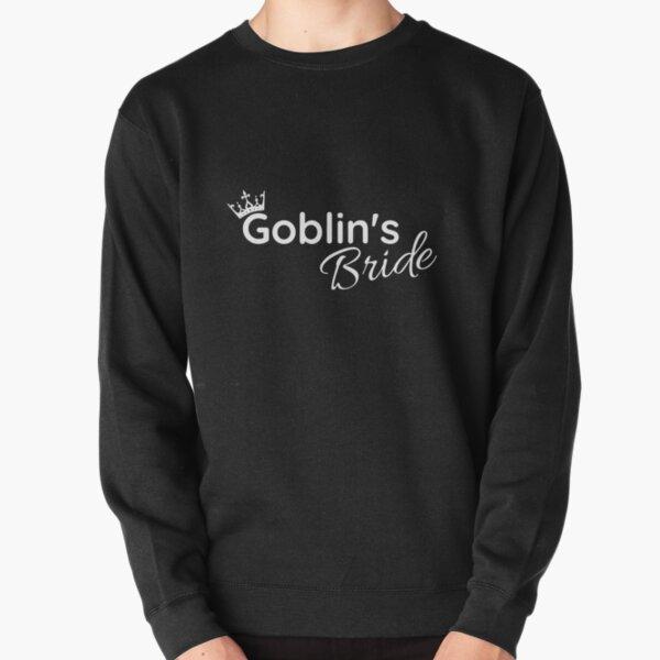 Goblin's bride black Pullover Sweatshirt