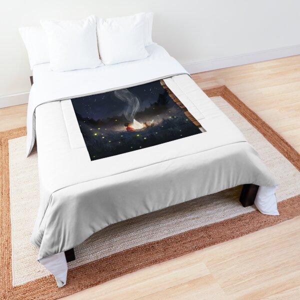 Kitchi: The Spirit Fox - Brotherhood Comforter