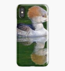 Hooded Reflections iPhone Case/Skin