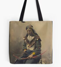 Native American Tote Bag