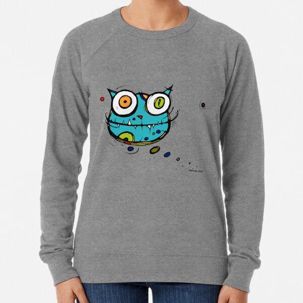 Bubblecat Lightweight Sweatshirt