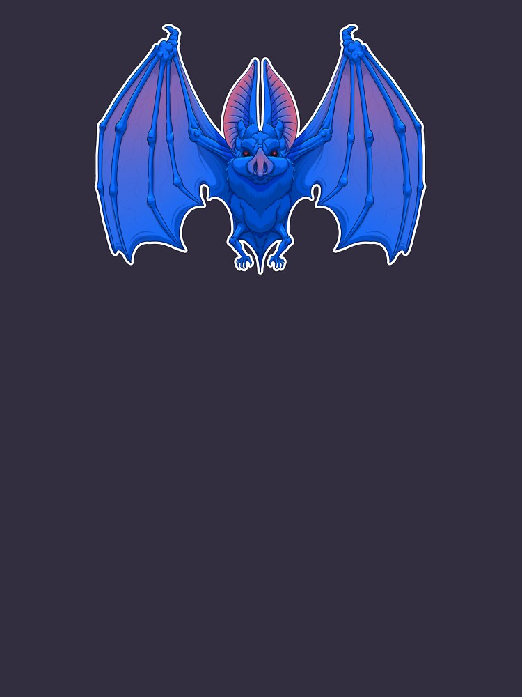The Vampire Bat by riotpixel
