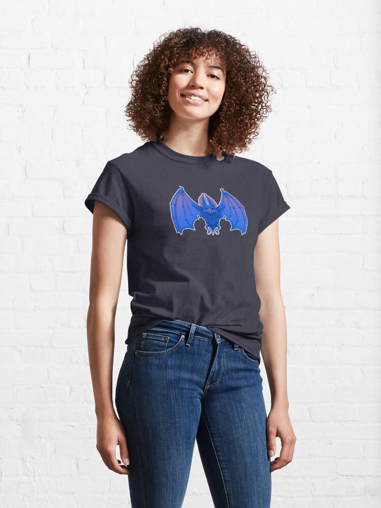 Alternate view of The Vampire Bat Classic T-Shirt