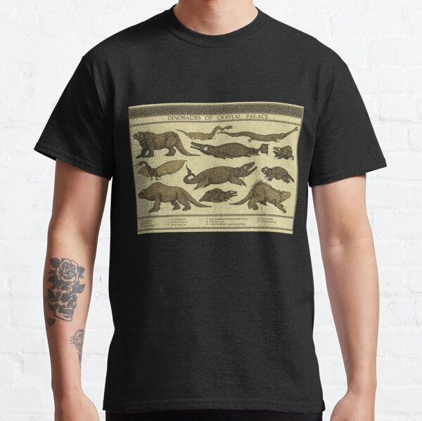Dinosaurs of Crystal Palace Classic T-Shirt