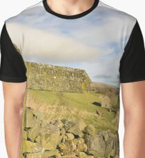 Meadow Land Single File Graphic T-Shirt