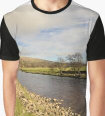 The River Swale Graphic T-Shirt