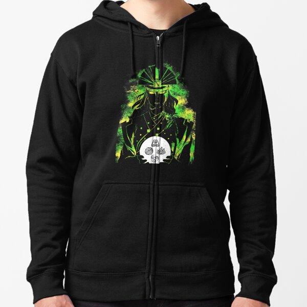 Cosmic Energy Kyoshi Zipped Hoodie