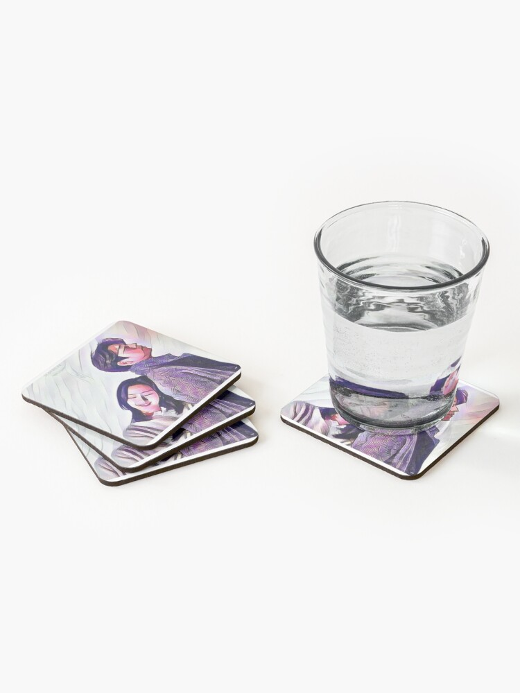 Alternate view of Goblin Coasters (Set of 4)