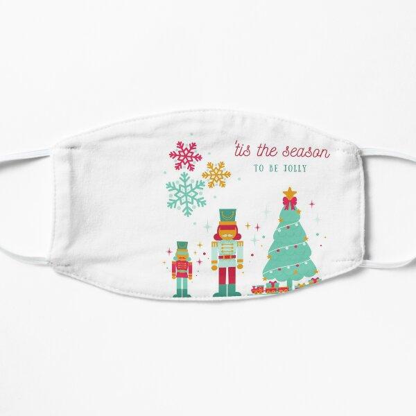 A Nutcracking Christmas  Flat Mask