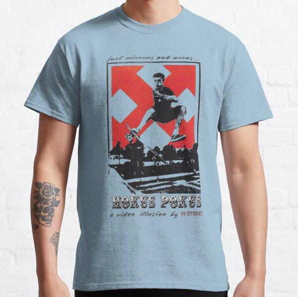 Hokus pokus, H-Street skateboard t shirt design.  Classic T-Shirt