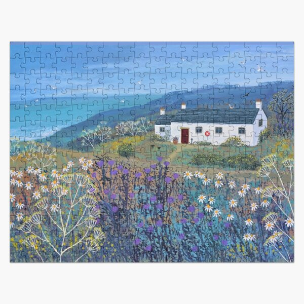 A Place by the Sea Jigsaw Puzzle