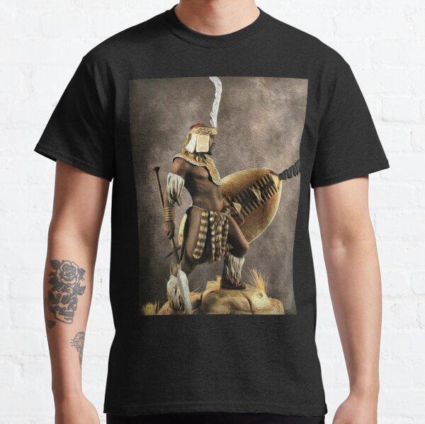 ZULU KING SHAKA ZULU Classic T-Shirt