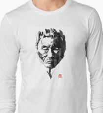 takeshi kitano Long Sleeve T-Shirt