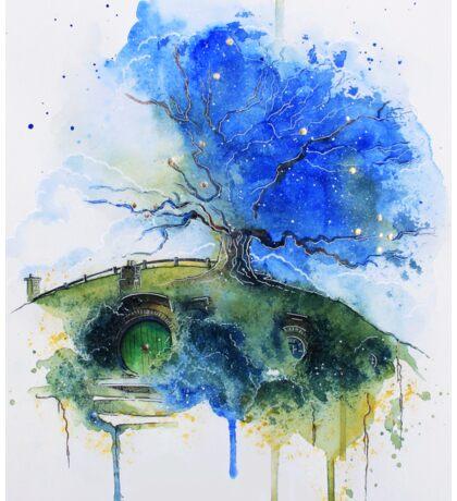 Oak Tree Sticker