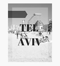 City Series (TLV) Photographic Print