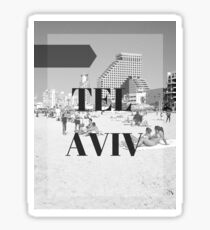 City Series (TLV) Sticker