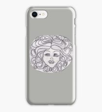 Madame Leota (Haunted Mansion) iPhone Case/Skin