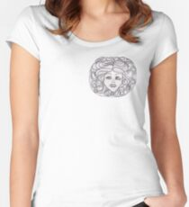 Madame Leota (Haunted Mansion) Women's Fitted Scoop T-Shirt