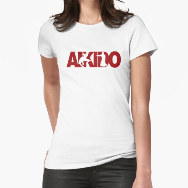 Aikido Fitted T-Shirt