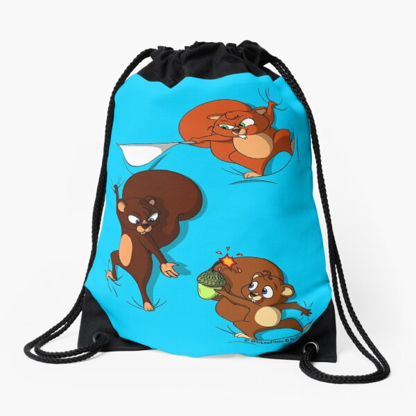 SiLee Nutfellas Drawstring Bag