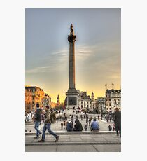 Trafalgar Square Photographic Print