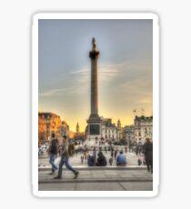 Trafalgar Square Sticker