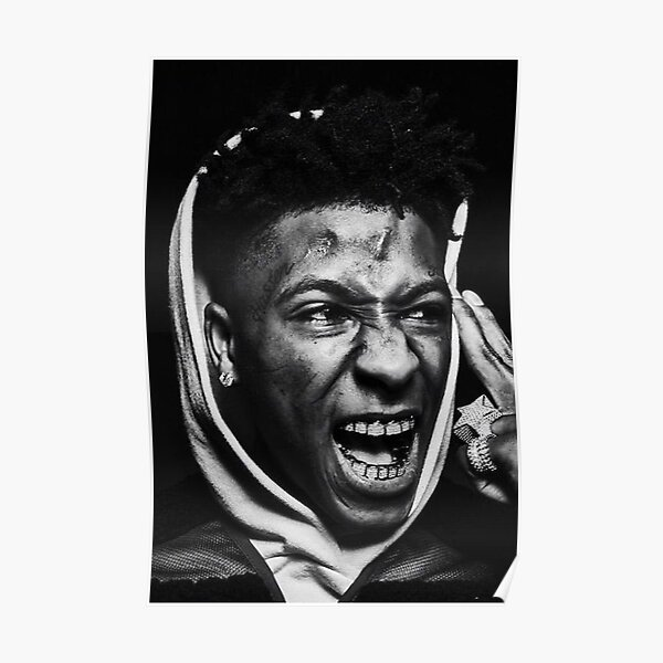 Nba Youngboy Poster