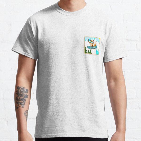 Gniff-d snowfox Classic T-Shirt