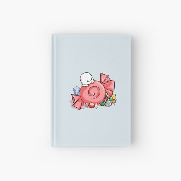 I Dream of Candy Hardcover Journal