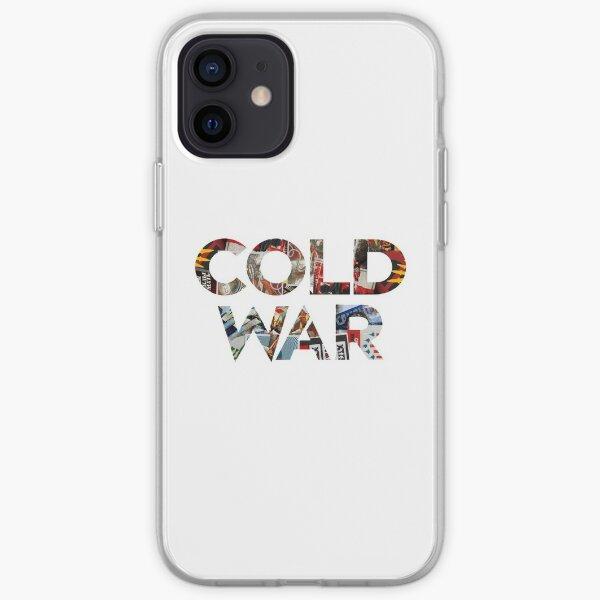 Titre Black Ops Cold War Coque souple iPhone