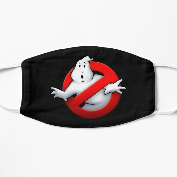 Ghostbusters Flat Mask