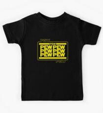 PEWPEW Kids Tee
