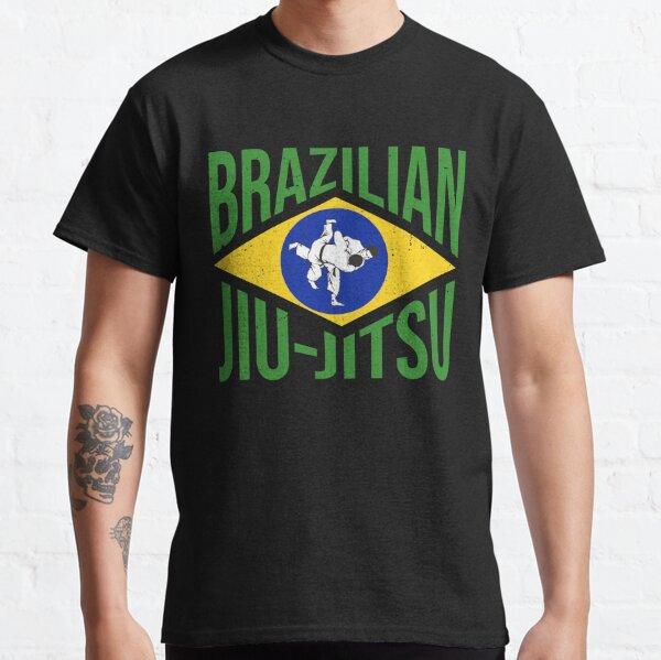 Brazilian Jiu-Jitsu BJJ - gift for martial arts lovers  Classic T-Shirt