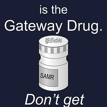 Substitutions is the Gateway Drug by EdTechAri