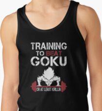 Camisetas de tirantes para hombre Goku Gym f01ca11adca71
