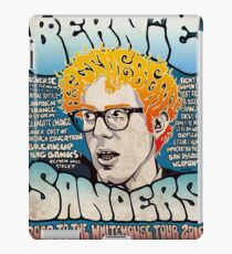 Bernie Sanders Road To The Whitehouse Tour 2016 iPad Case/Skin