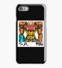 1986 iPhone Case/Skin
